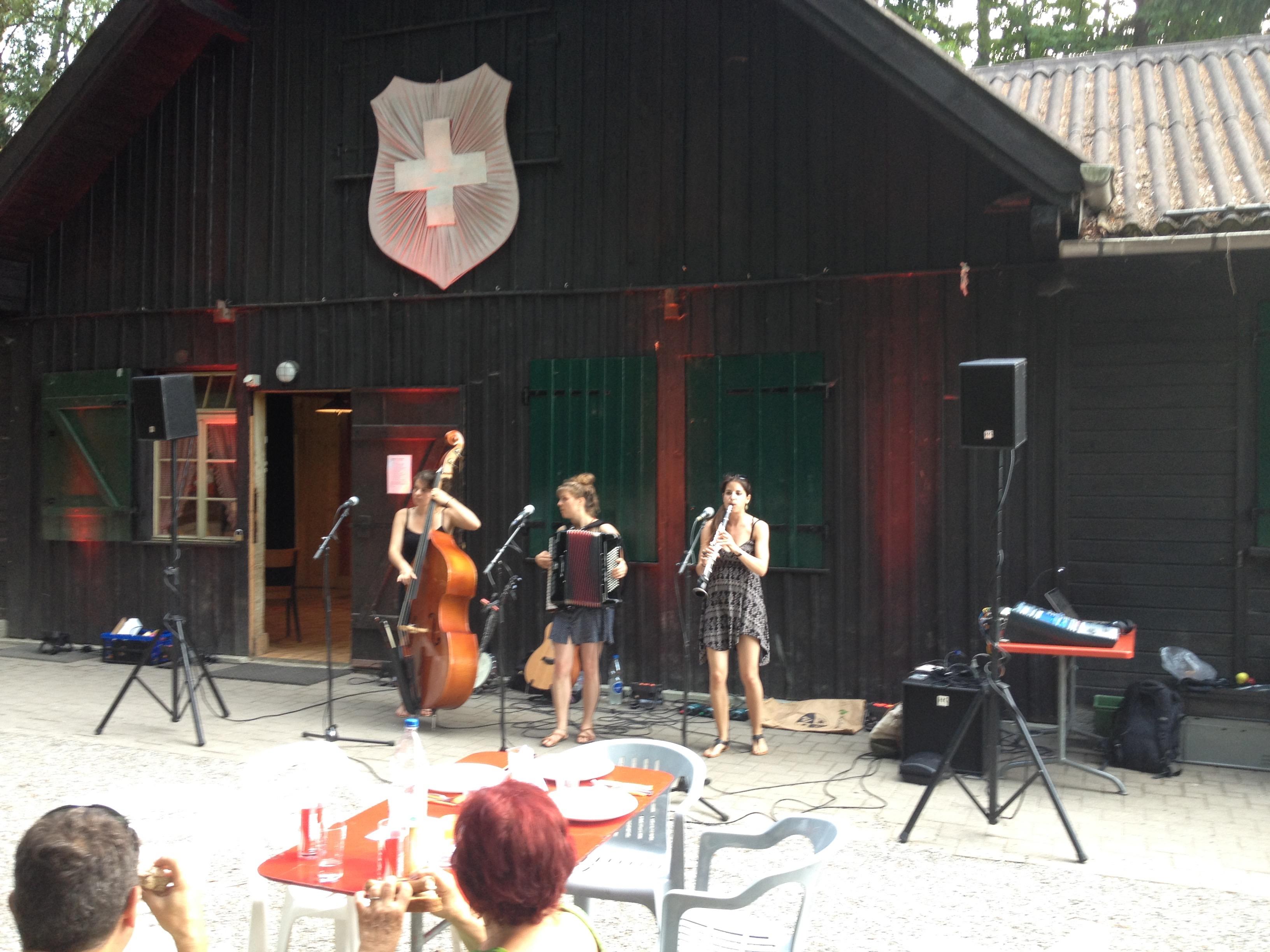 Fest 100 Jahre Waldschenke