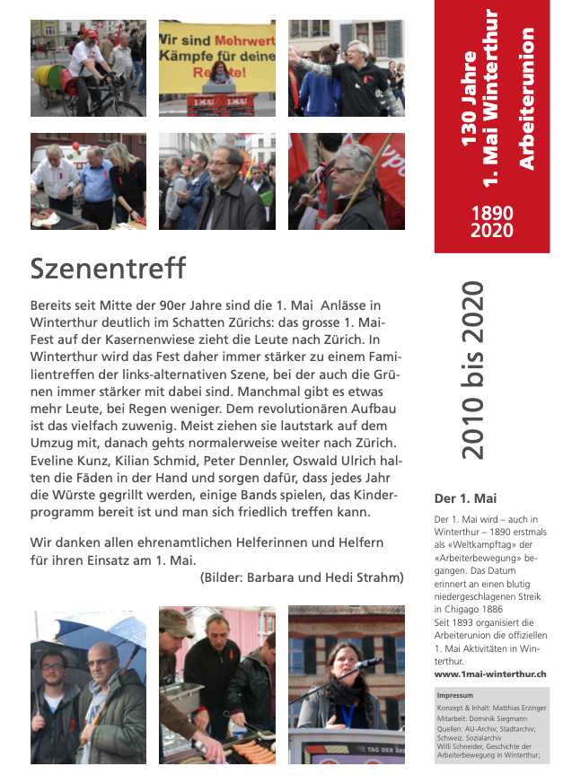 10_1. Mai Ausstellung 130 Jahre