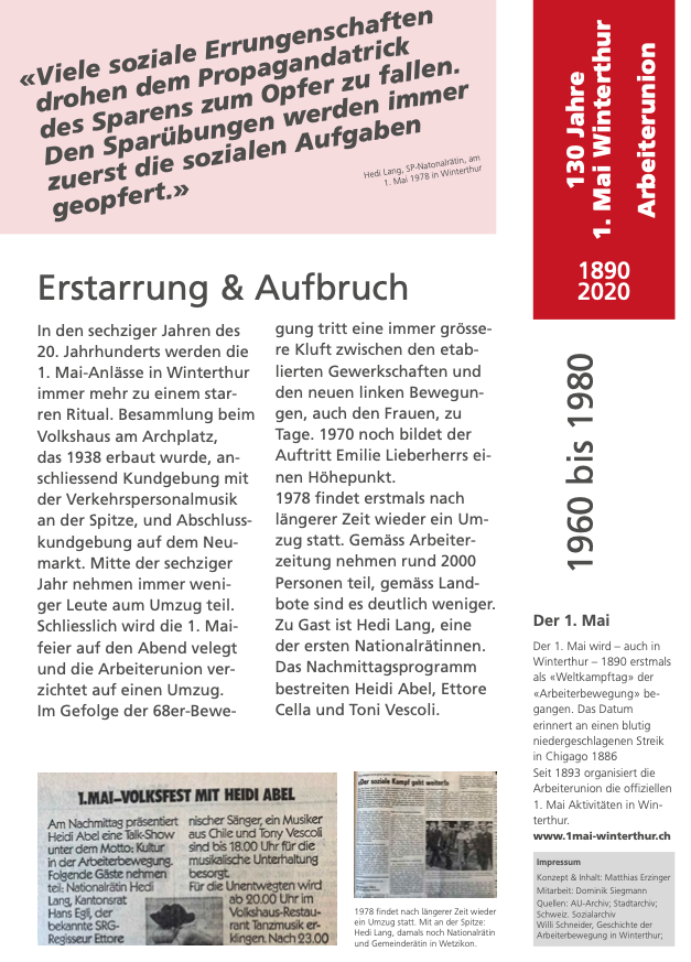 8_1. Mai Ausstellung 130 Jahre